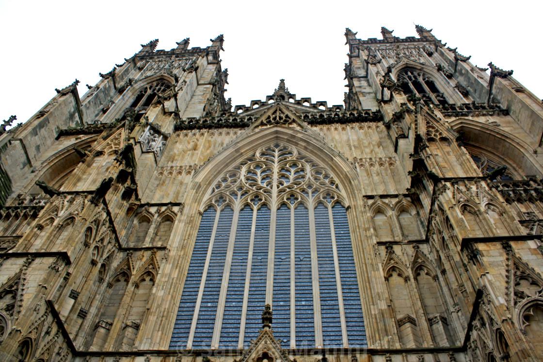 """York Church"" stock image"