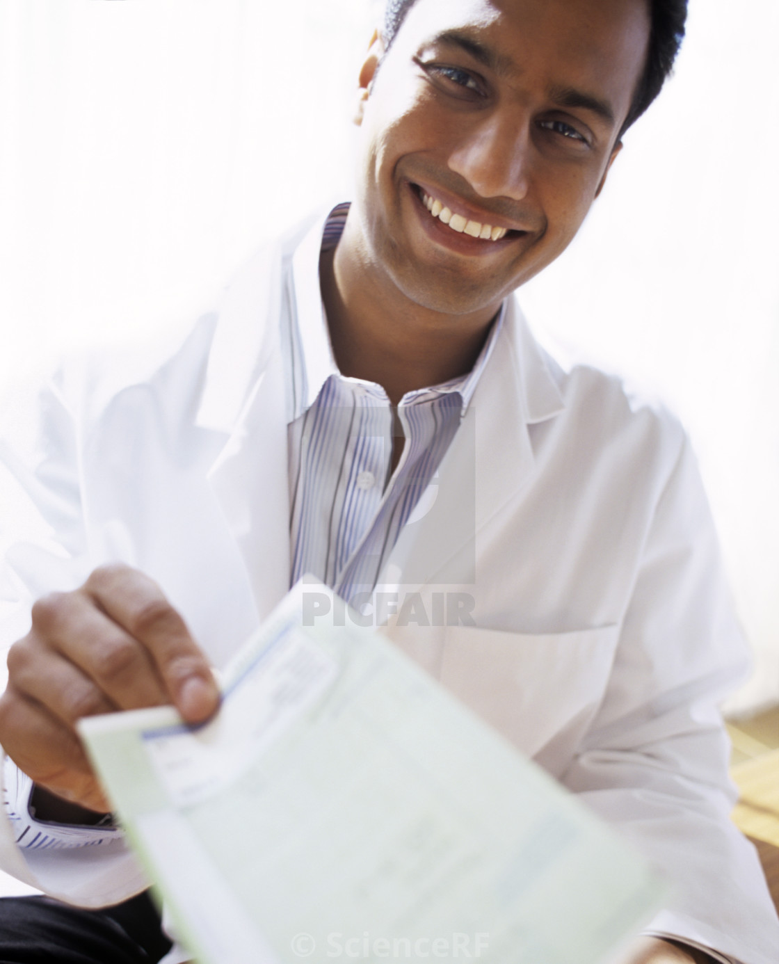 """Prescription"" stock image"