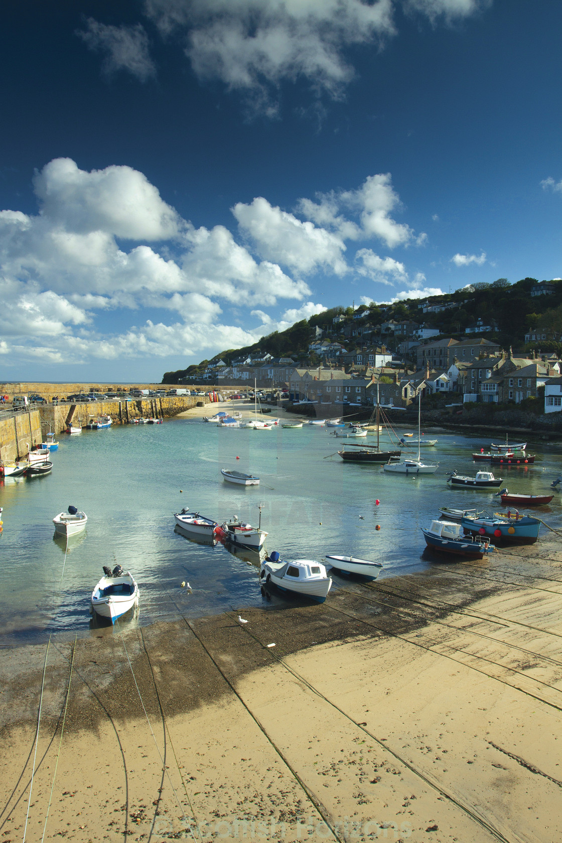 """Mousehole"" stock image"