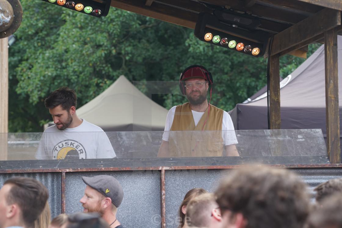 Citadel Festival at Victoria Park, London, UK - License, download or