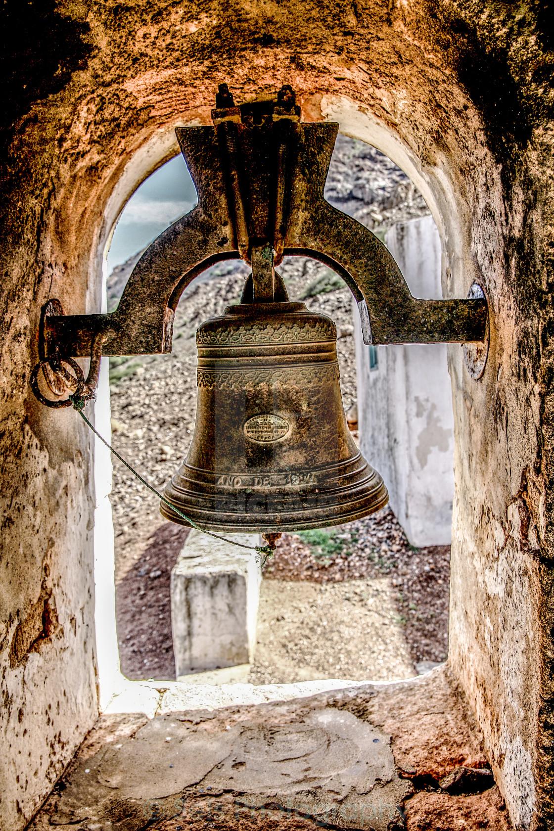 """Church bell"" stock image"