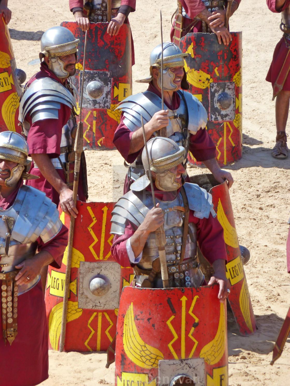 """Roman Soldiers"" stock image"