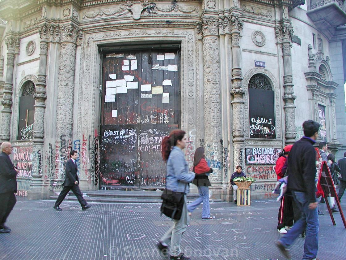 """Bank"" stock image"