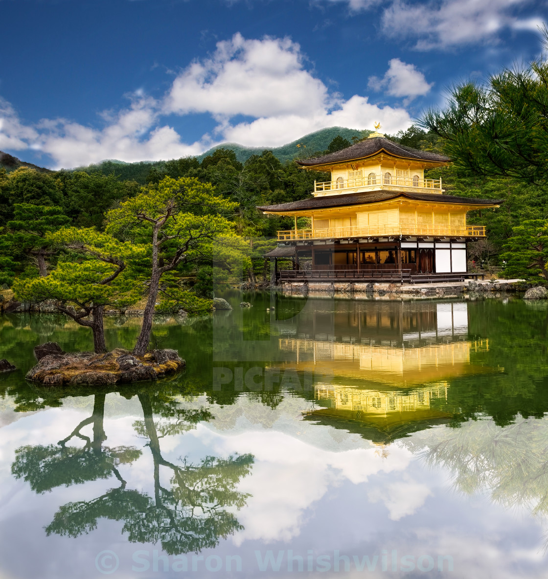 """""""Golden Temple"""" stock image"""