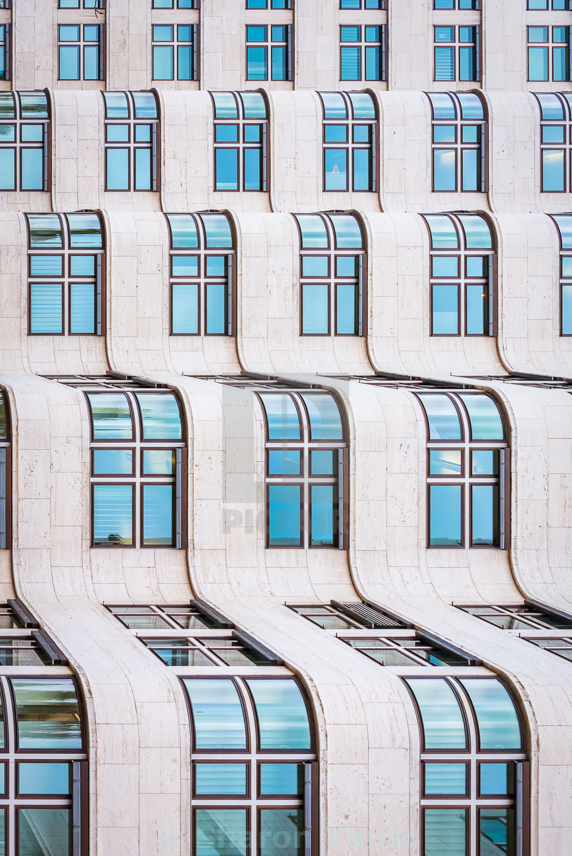 """Shell Haus, Berlin"" stock image"