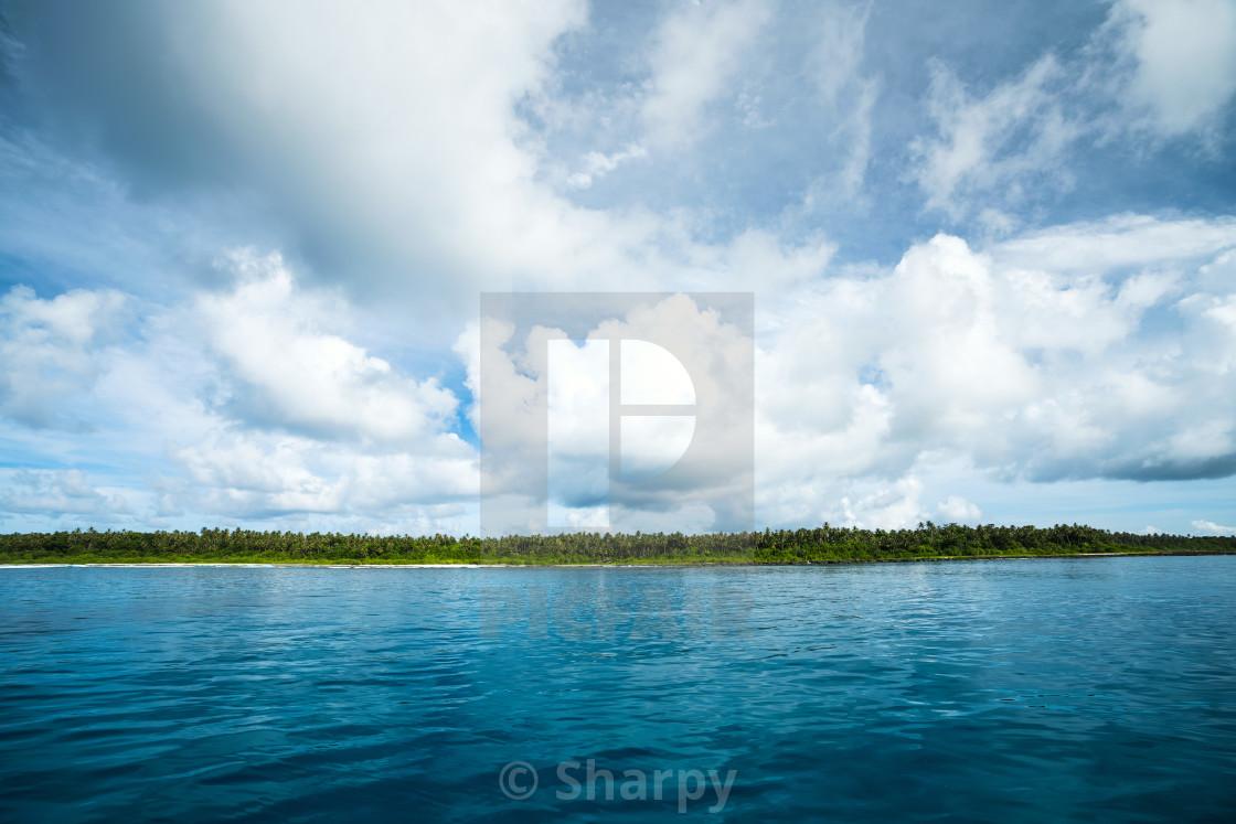 """Indonesian island"" stock image"