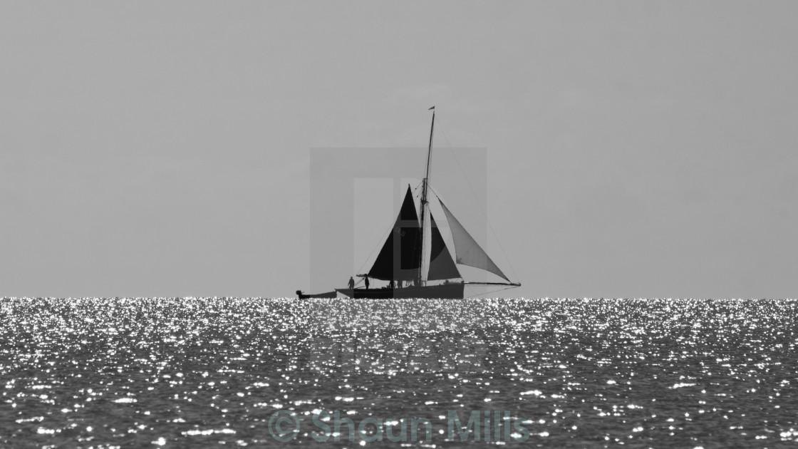 """The Horizon"" stock image"