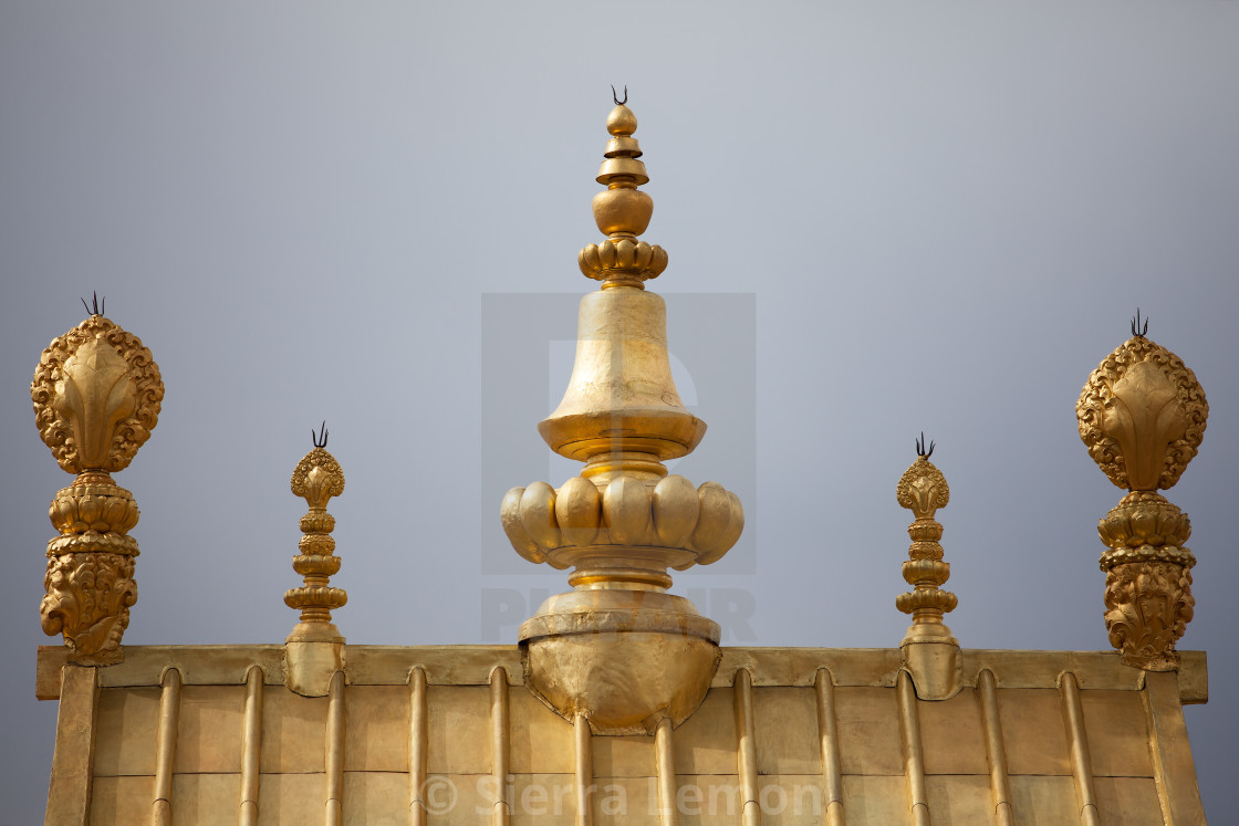"""Jokhang Temple, Lhasa, Tibet"" stock image"