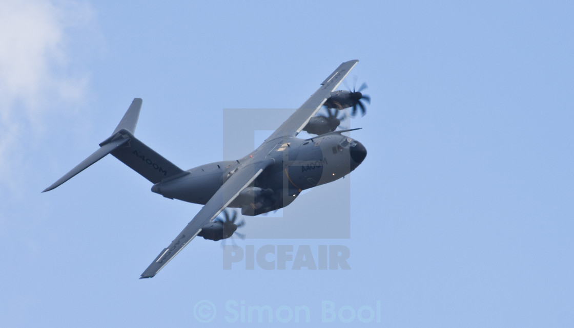 """A400M"" stock image"