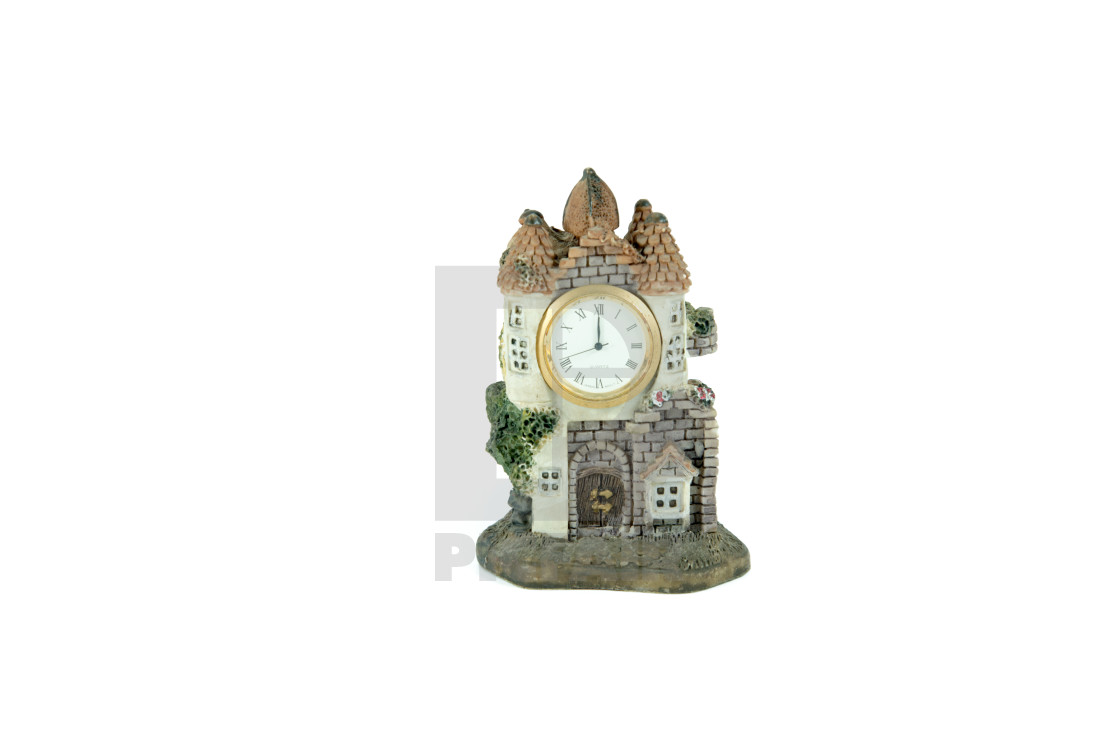 """""""Table Clock"""" stock image"""