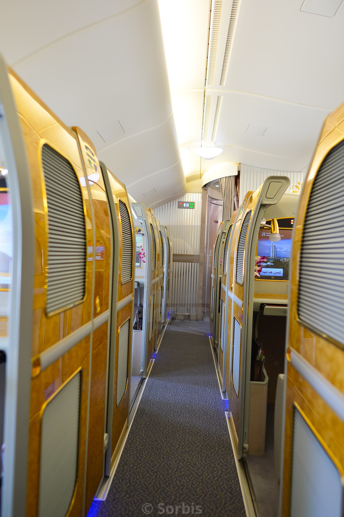 Emirates Airbus A380 Interior License Download Or Print For 8 68