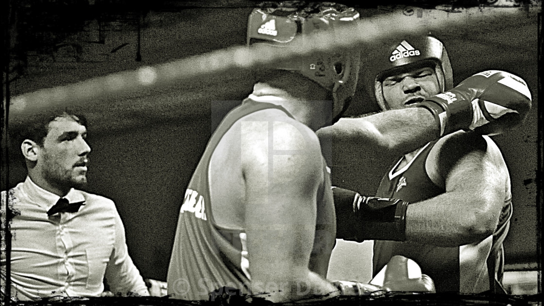 """the punch"" stock image"