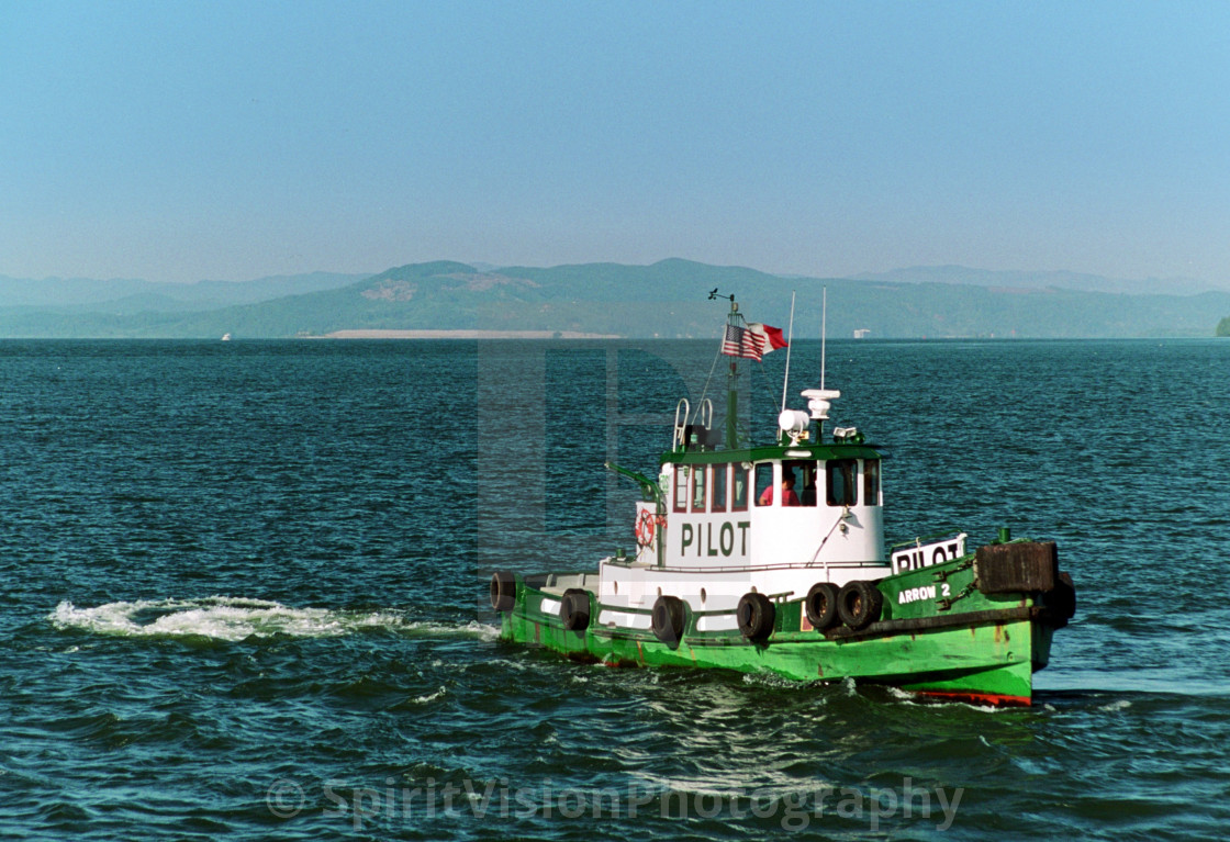 Tug Boat  - License, download or print for £62 00 | Photos