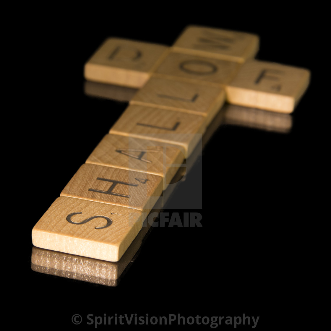 Let's Play a Game of Scrabble - License, download or print
