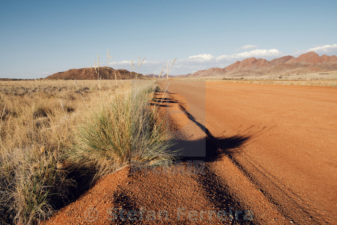 """Red Earth"" stock image"