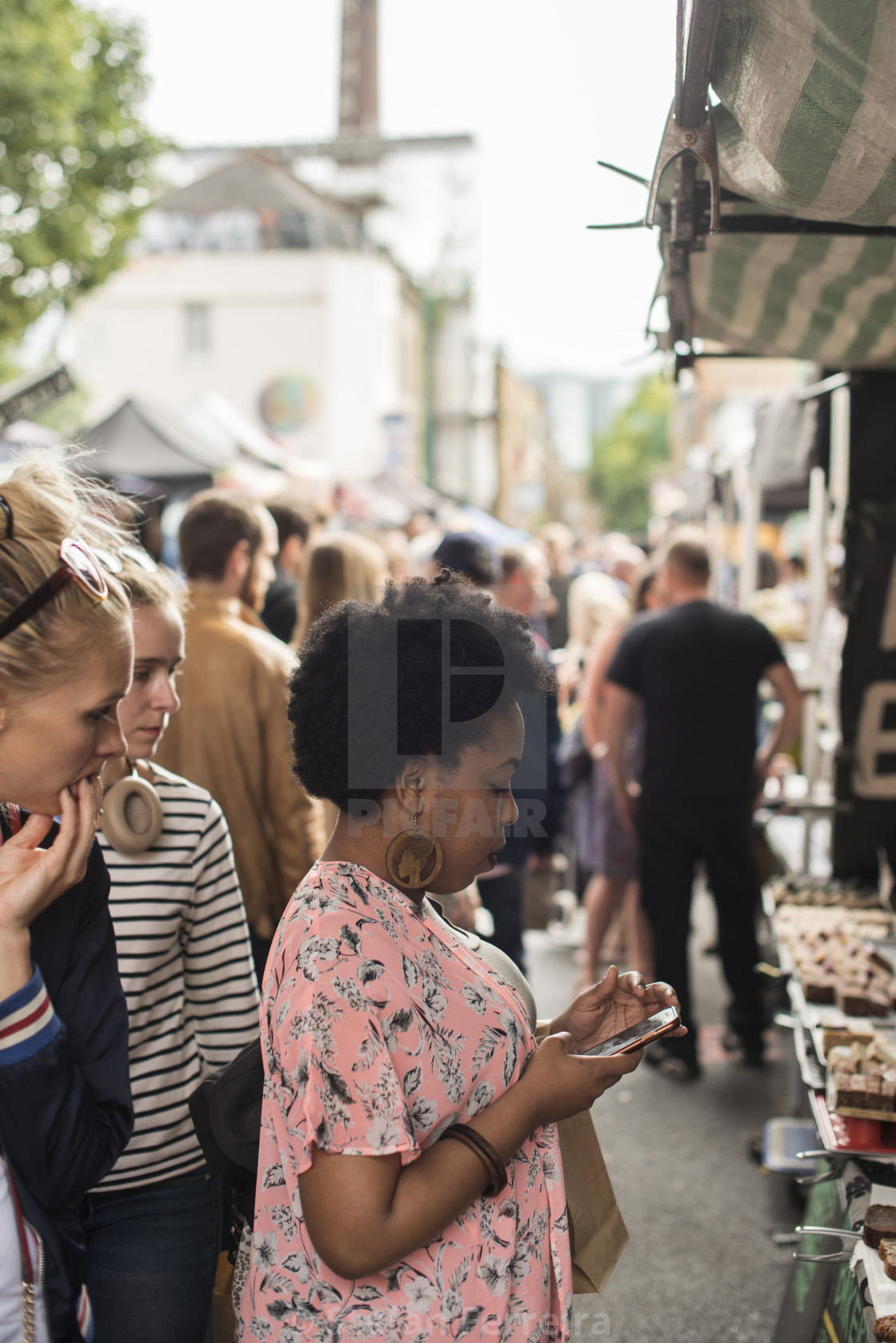 """Brick Lane [6]"" stock image"