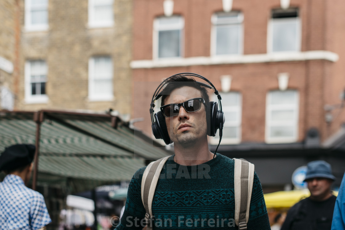 """Brick Lane [5]"" stock image"