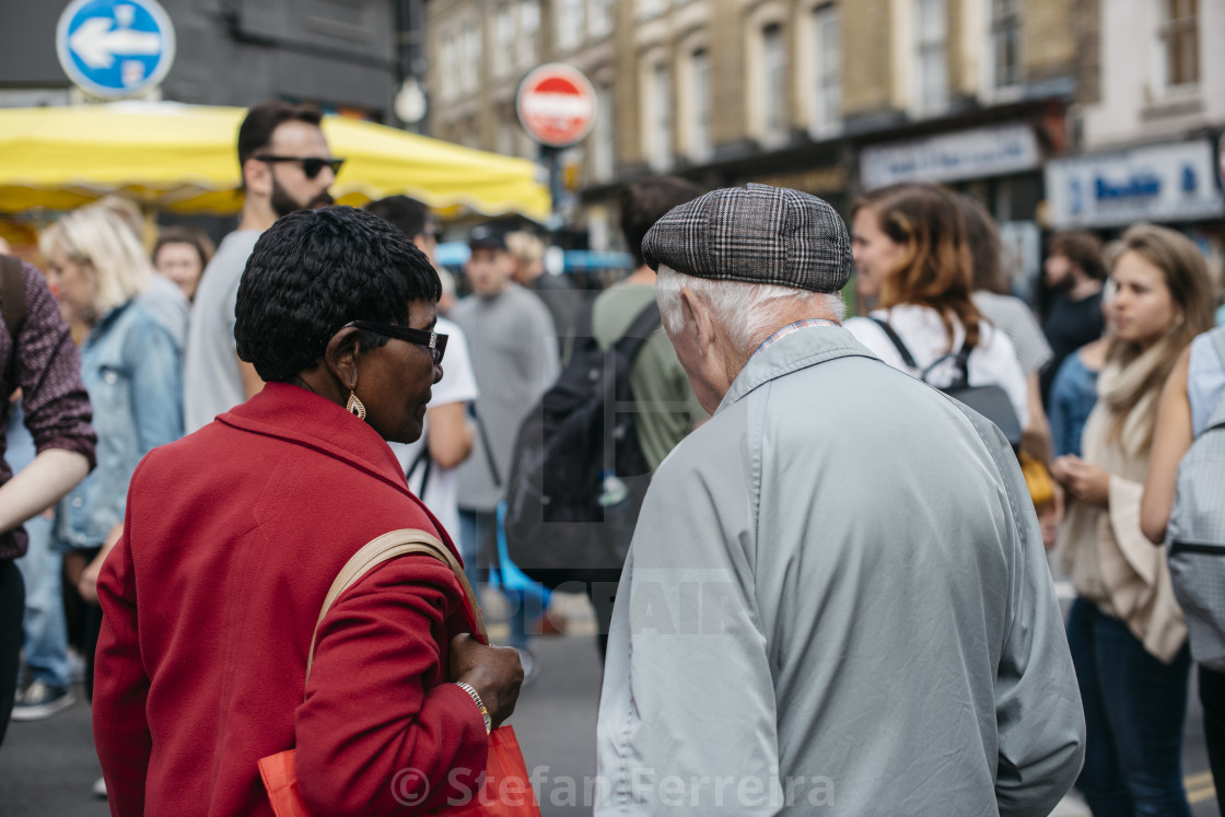"""Brick Lane [1]"" stock image"