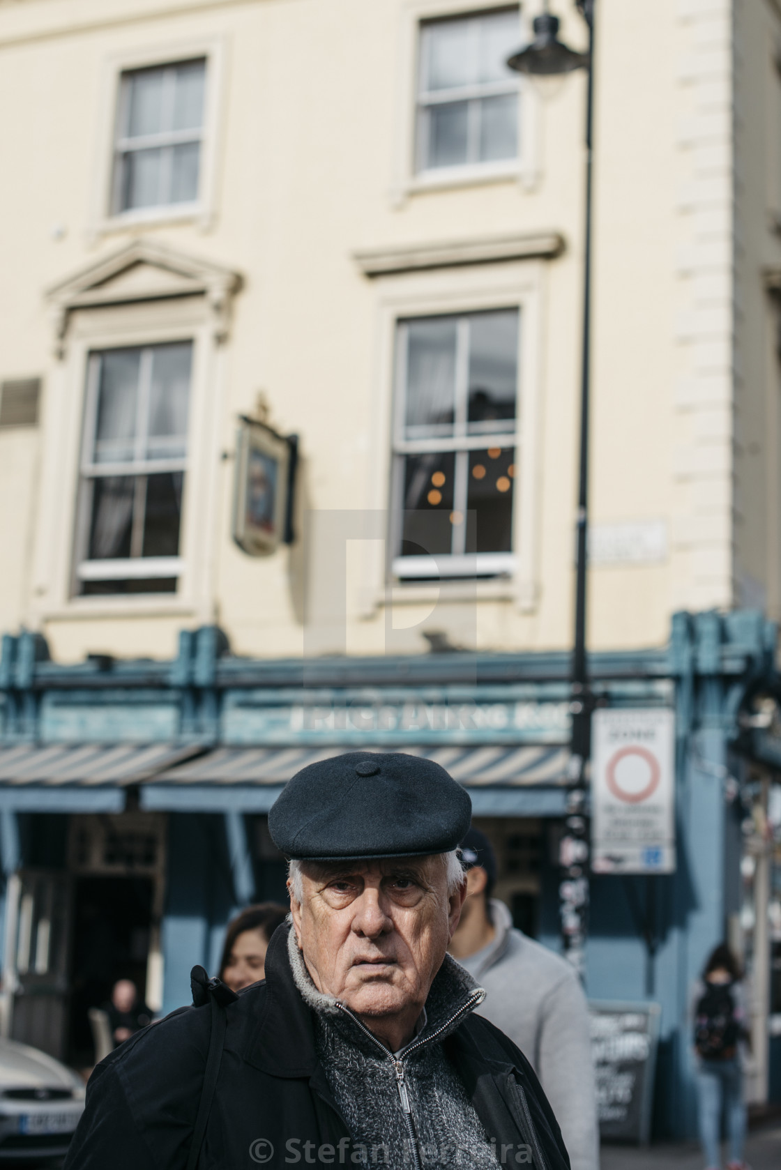 """Portobello Road [3]"" stock image"
