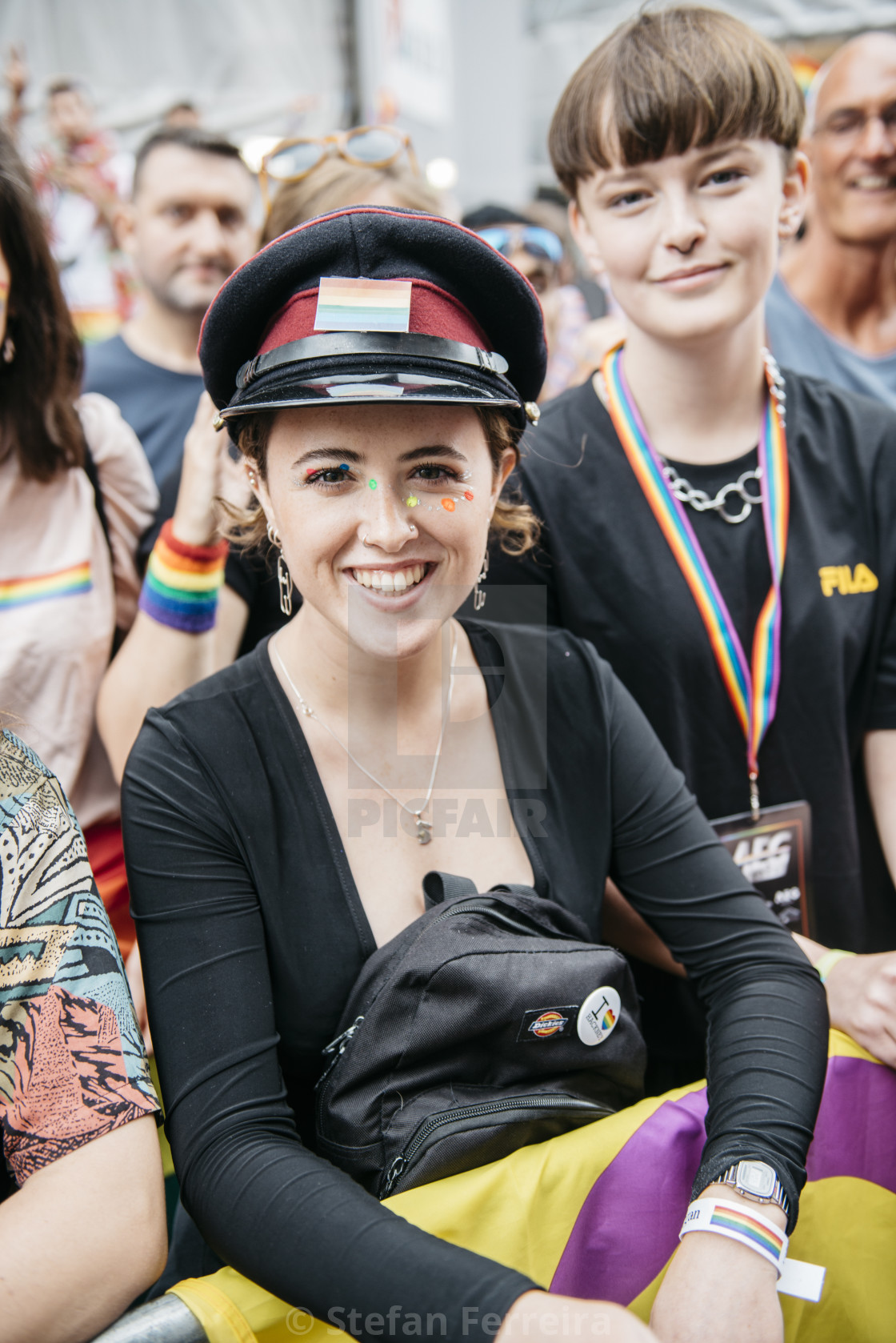 """London Pride '19 [9]"" stock image"