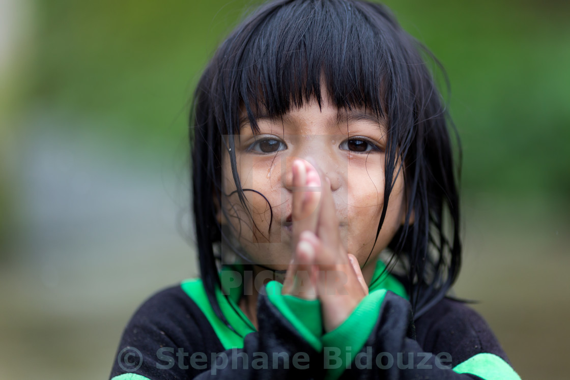 Filipina Little Girl Praying License Download Or Print For 1240