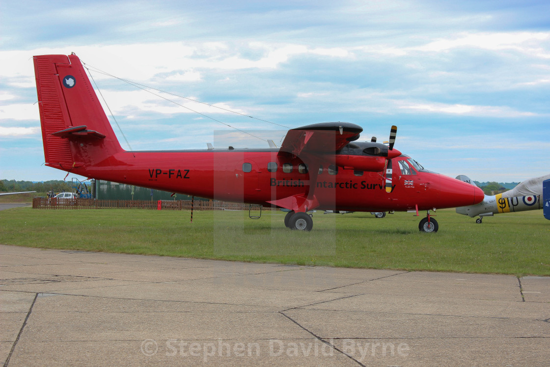 Dhc 6 Twin Otter British Antarctic Survey License Download Or Print For 9 92 Photos Picfair