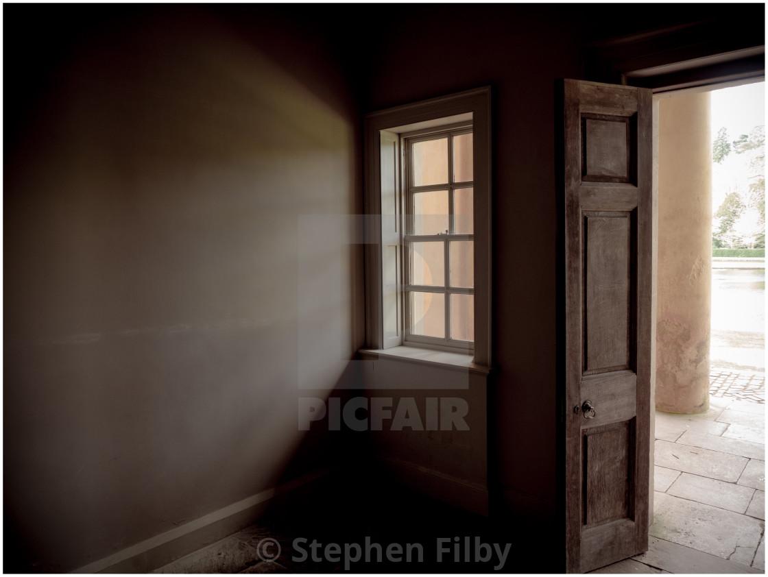"""""""empty room"""" stock image"""