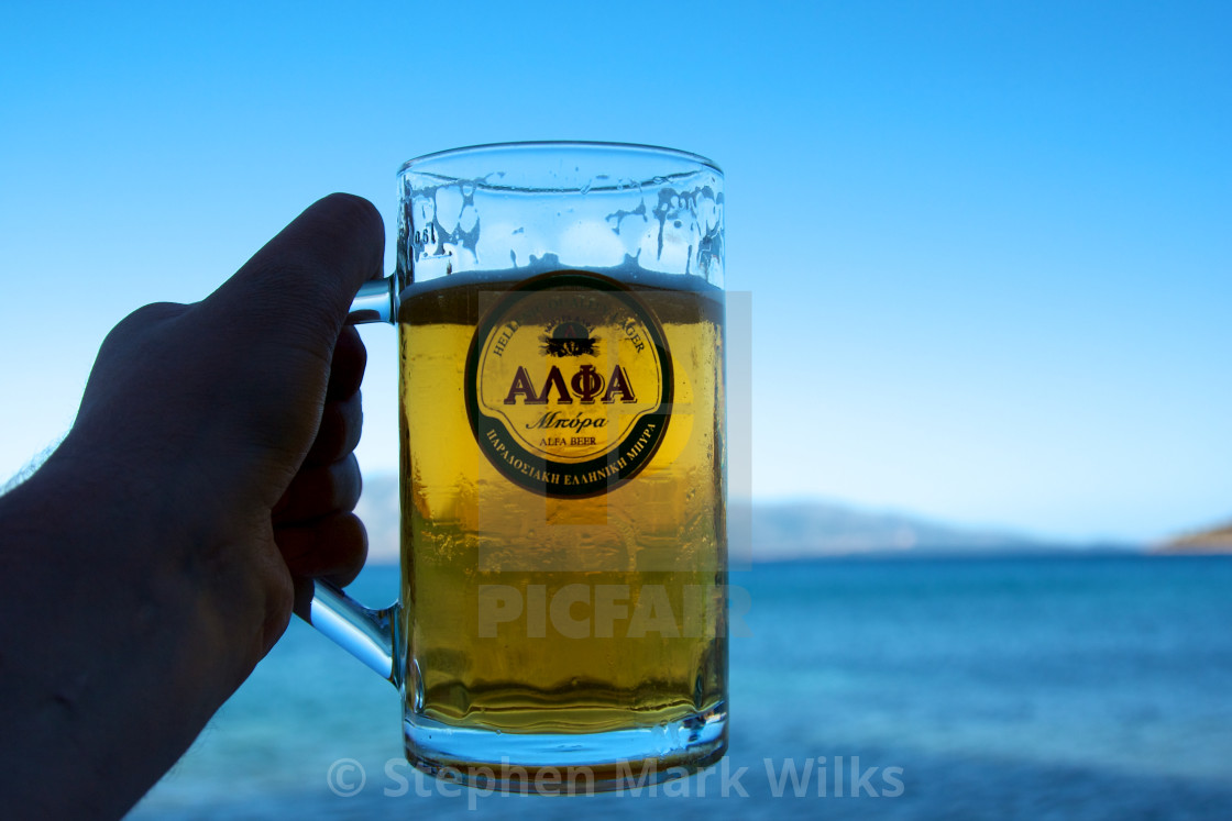 """Beer"" stock image"
