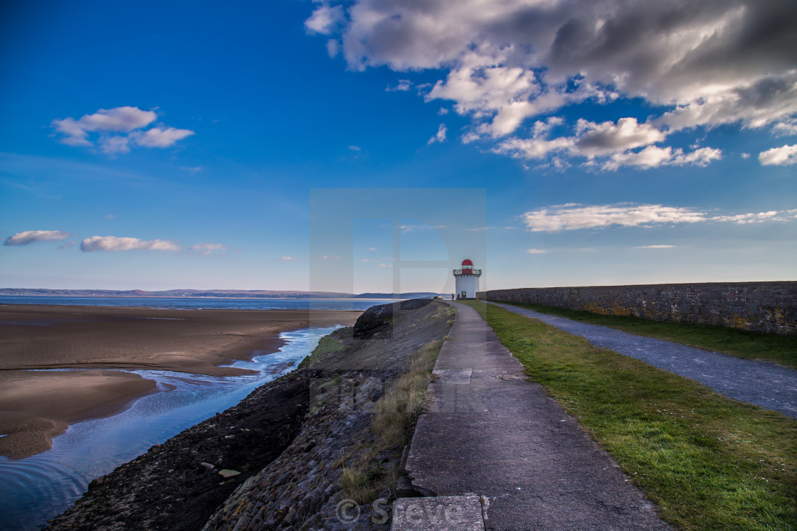 """Burry Port"" stock image"