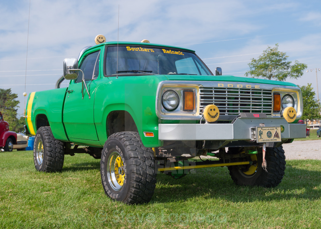 1978 Dodge Power Wagon License Download Or Print For 11 16 Photos Picfair