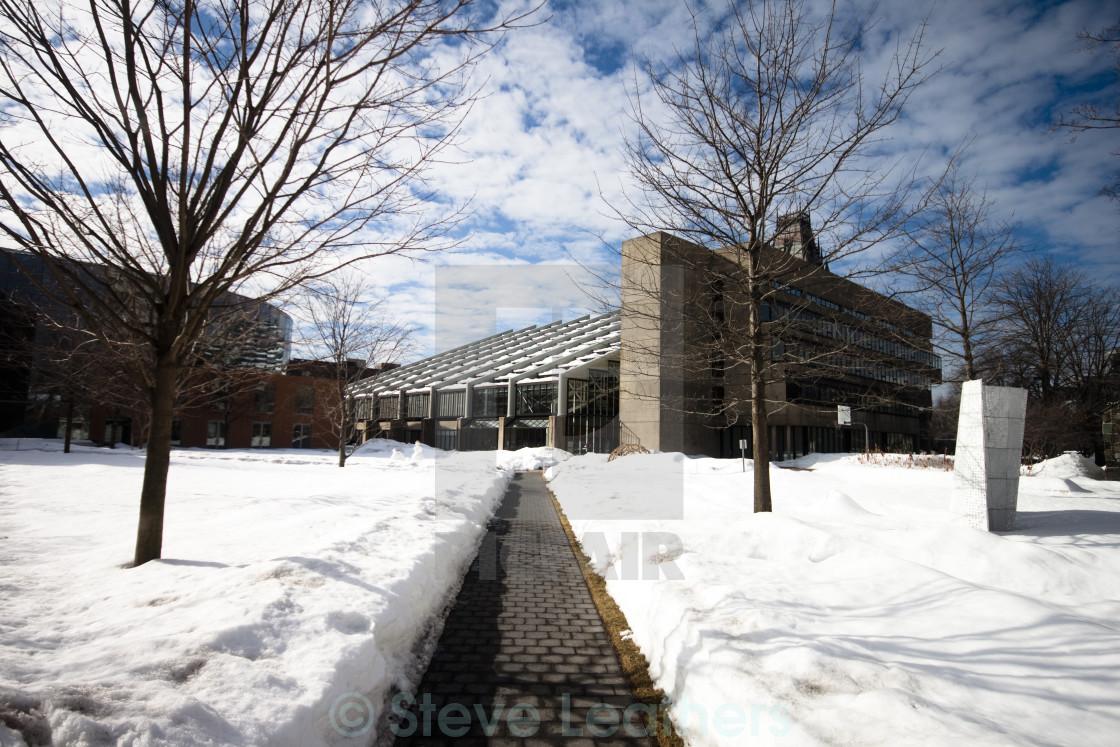 """""""Harvard GSD"""" stock image"""