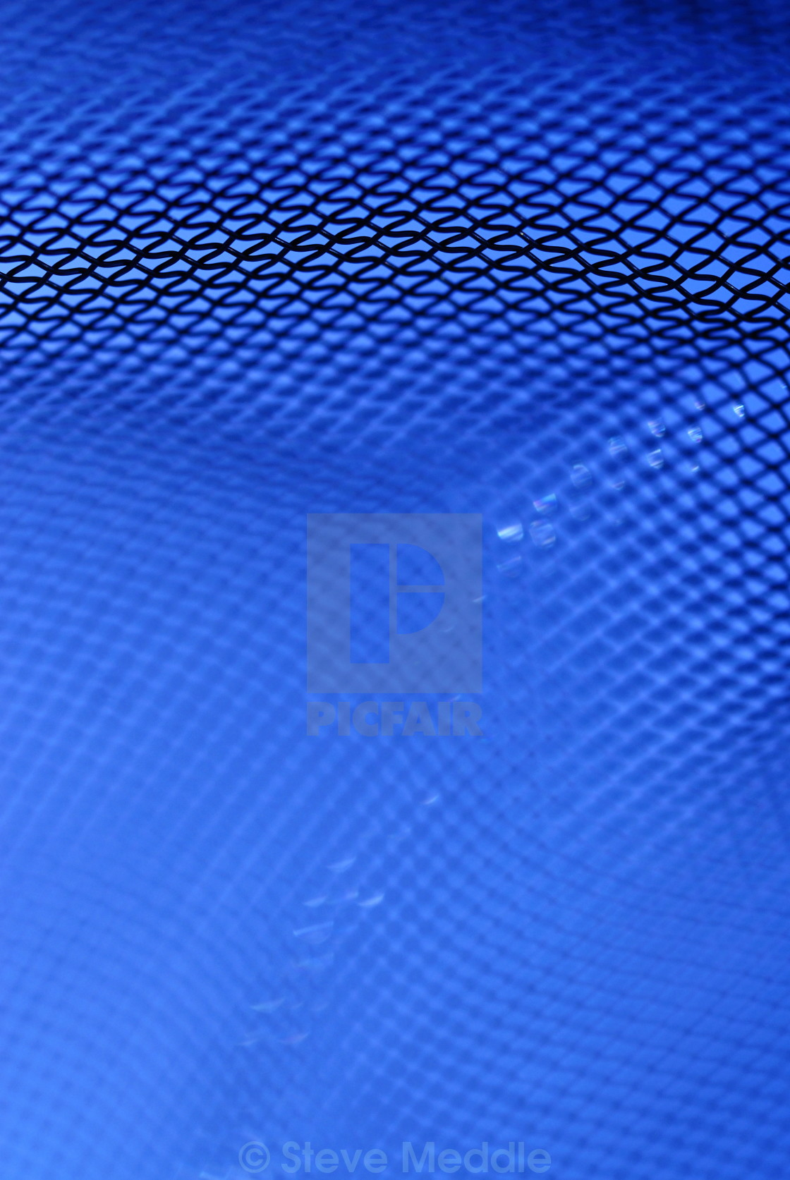 """Close Up of Wire Mesh"" stock image"