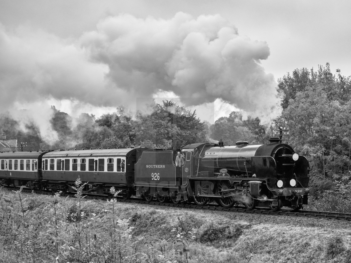 """SR No.926 - Repton School"" stock image"