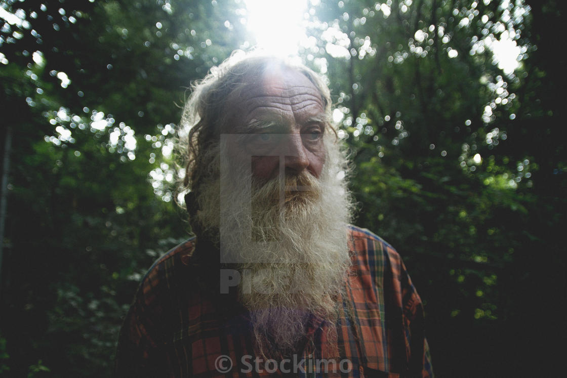 """Woodsman"" stock image"