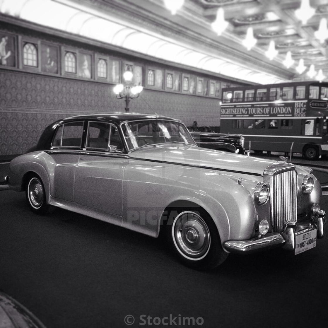 Roll Royce At Transportation Museum Batu Malang East Java Indonesia License Download Or Print For 31 00 Photos Picfair