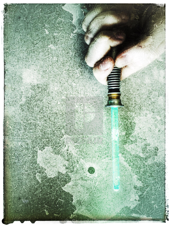 Green Luke Skywalker Lightsaber Toy From Star Wars Episode Vi License Download Or Print For 31 00 Photos Picfair