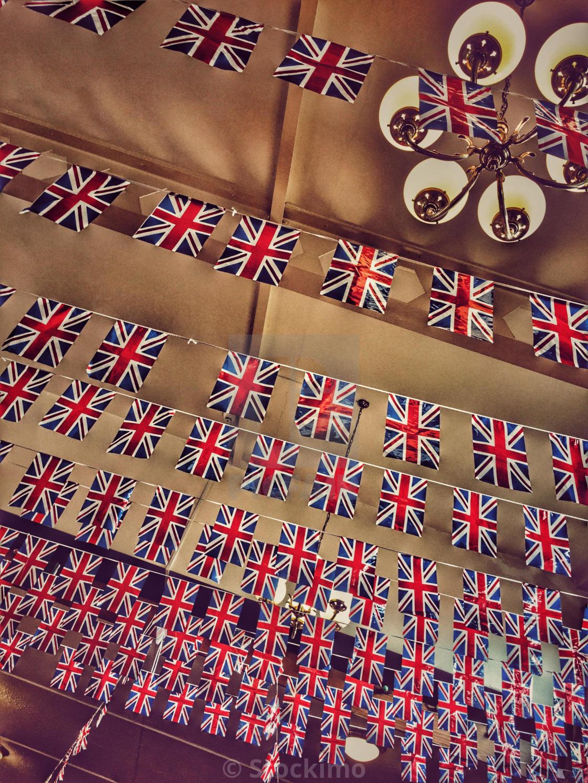 Patriotic Room Decorations For Queen Elizabeths Birthday Celebrations England
