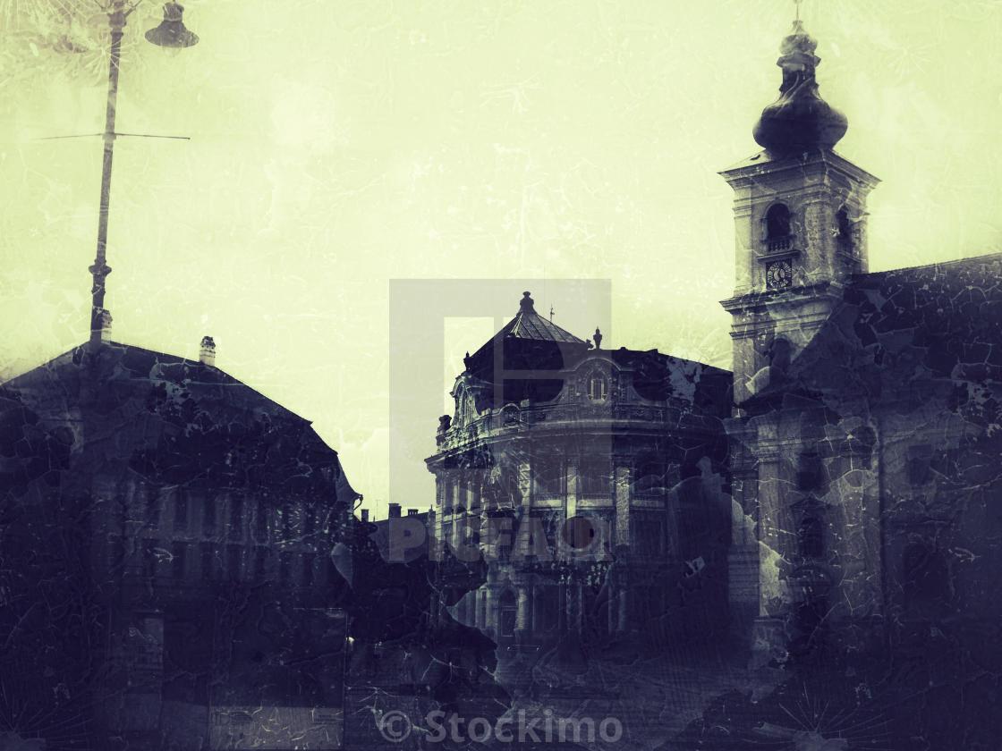 """""""Transylvania"""" stock image"""