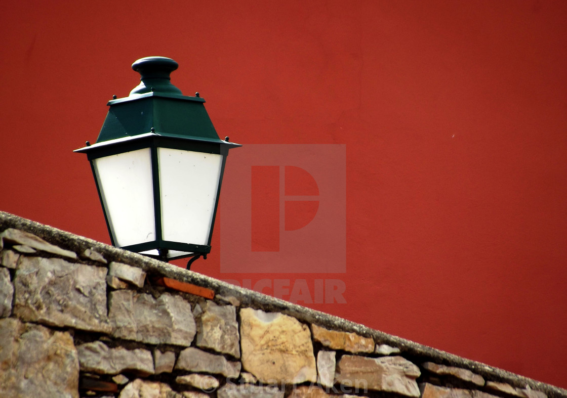 """Lamp"" stock image"