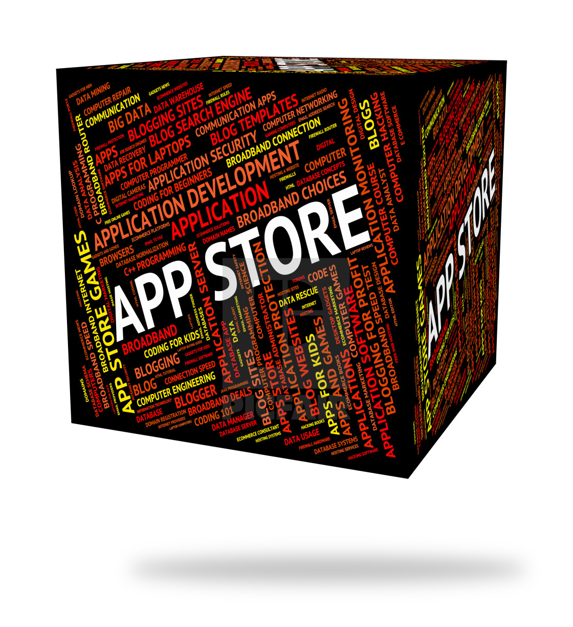 App Store Indicates Retail Sales And Application License Download Or Print For 6 20 Photos Picfair