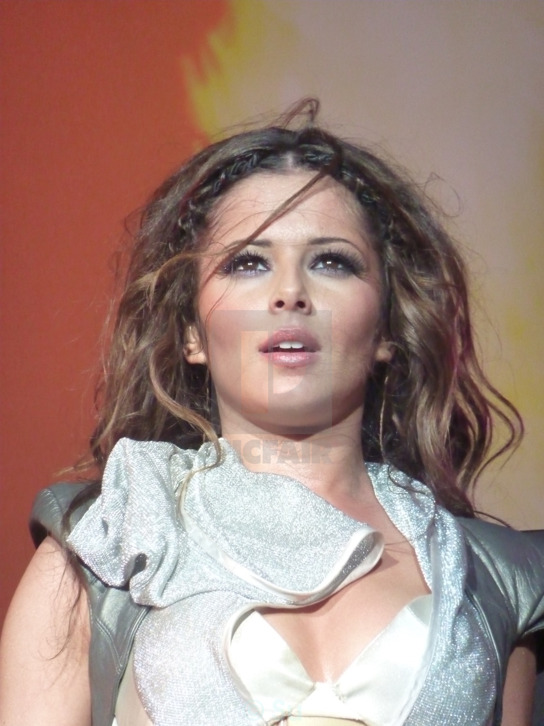 Cheryl Cole License For 186 On Picfair