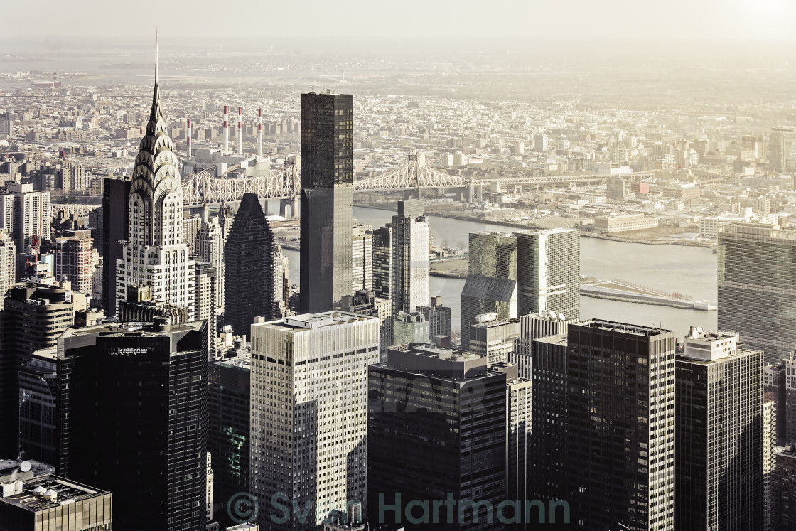 """Manhattan"" stock image"