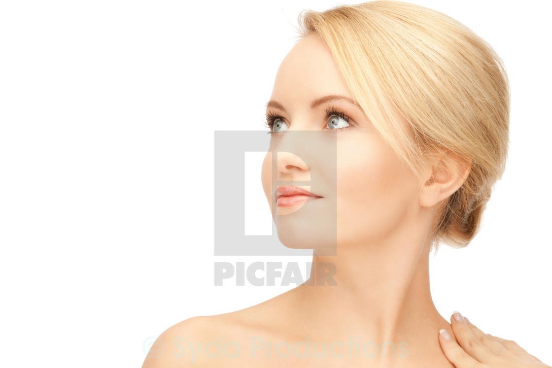 """beautiful woman"" stock image"