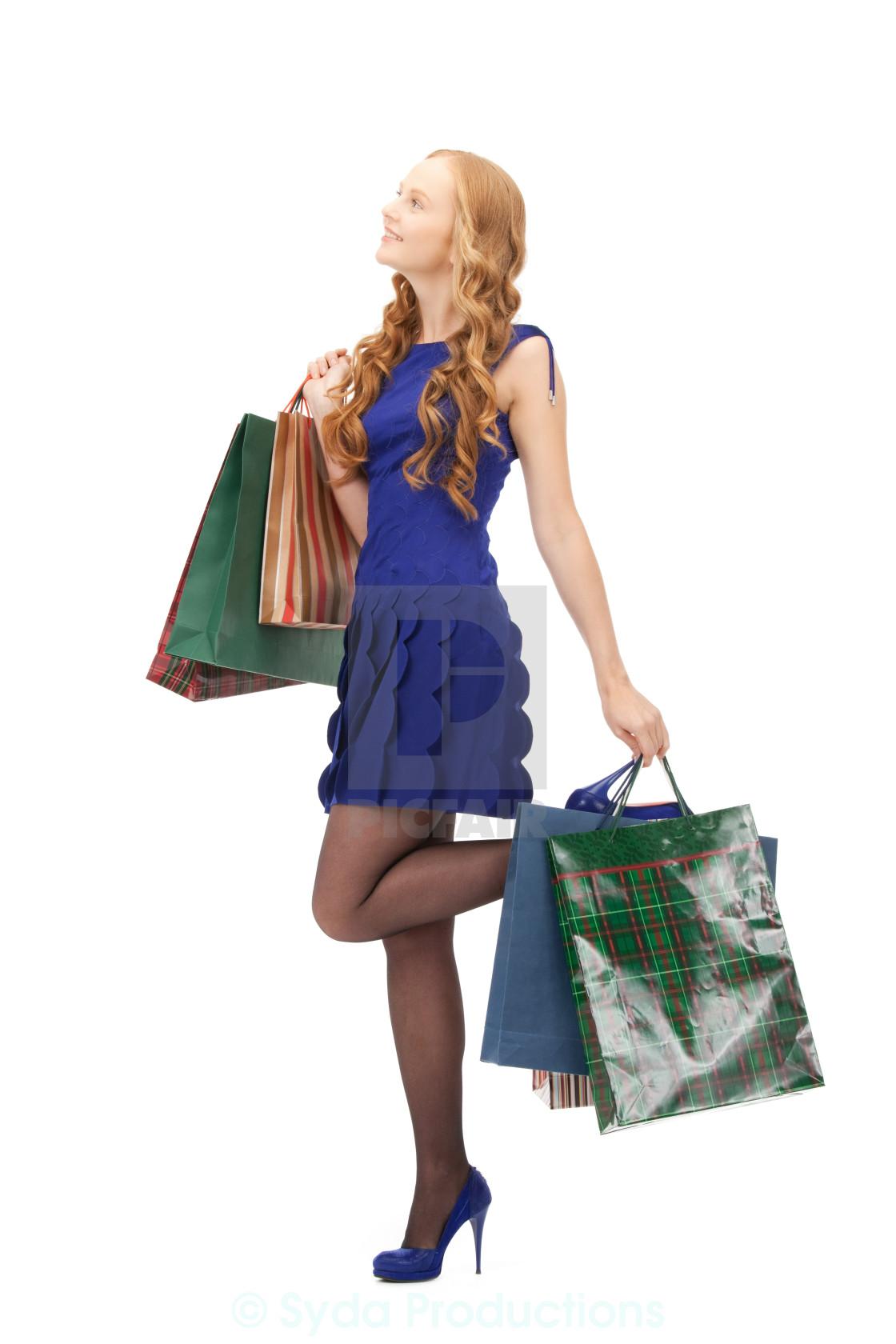 """shopper"" stock image"