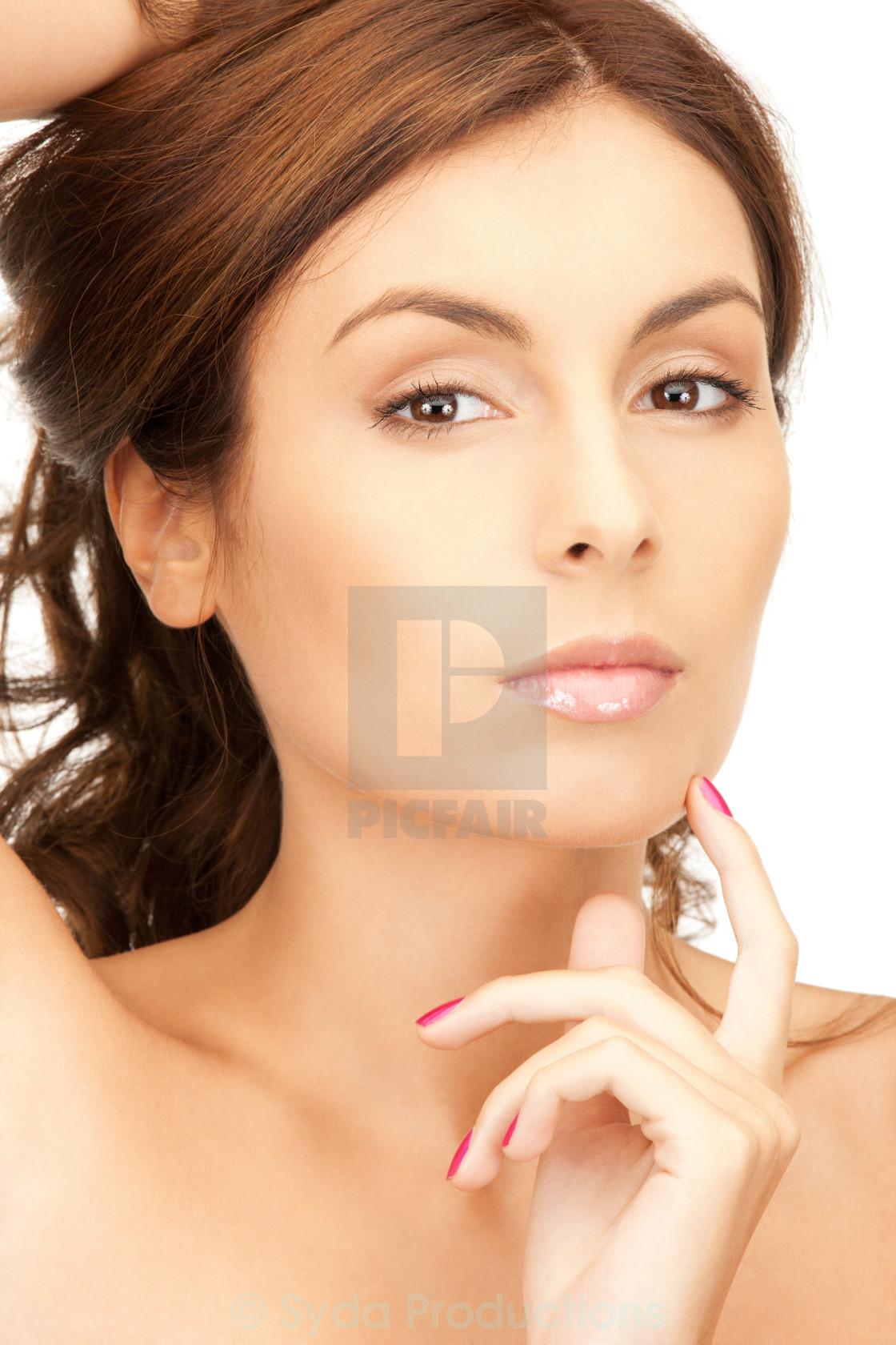 """""""beautiful woman"""" stock image"""