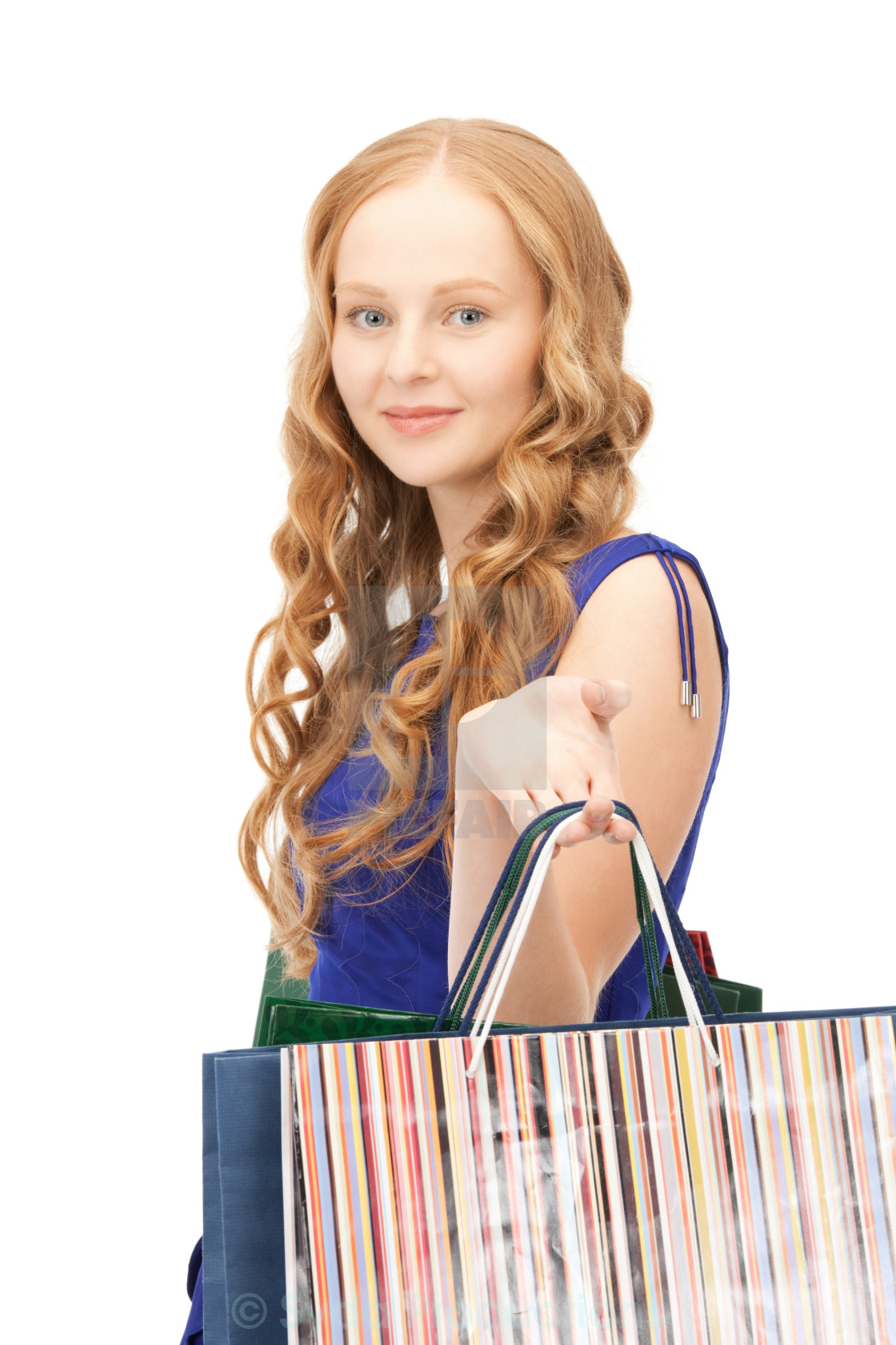 """shopper"" stock image"