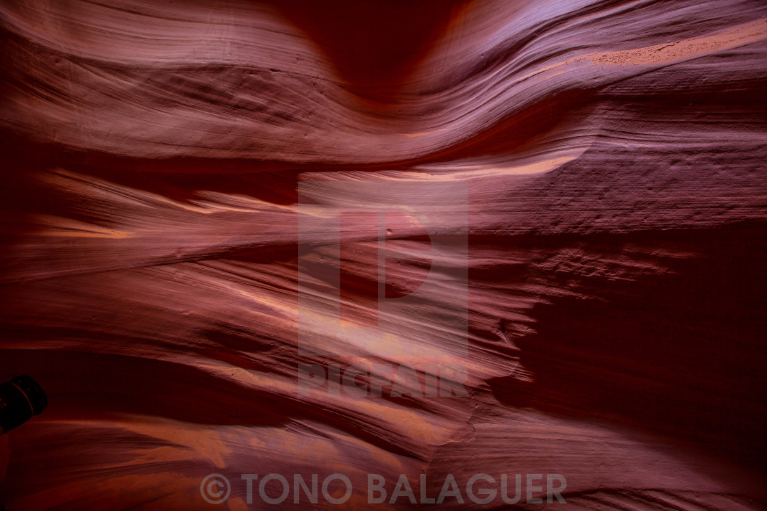 Antelope Canyon Arizona on Navajo land near Page - License