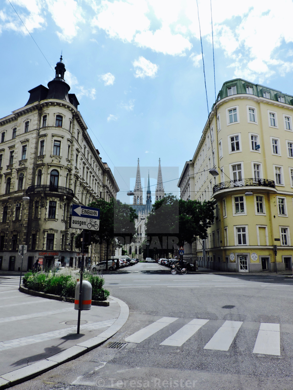 """Summer in Vienna!!!"" stock image"