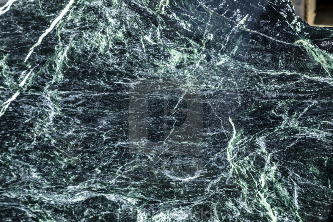 """Close up of weathered granite slab"" stock image"