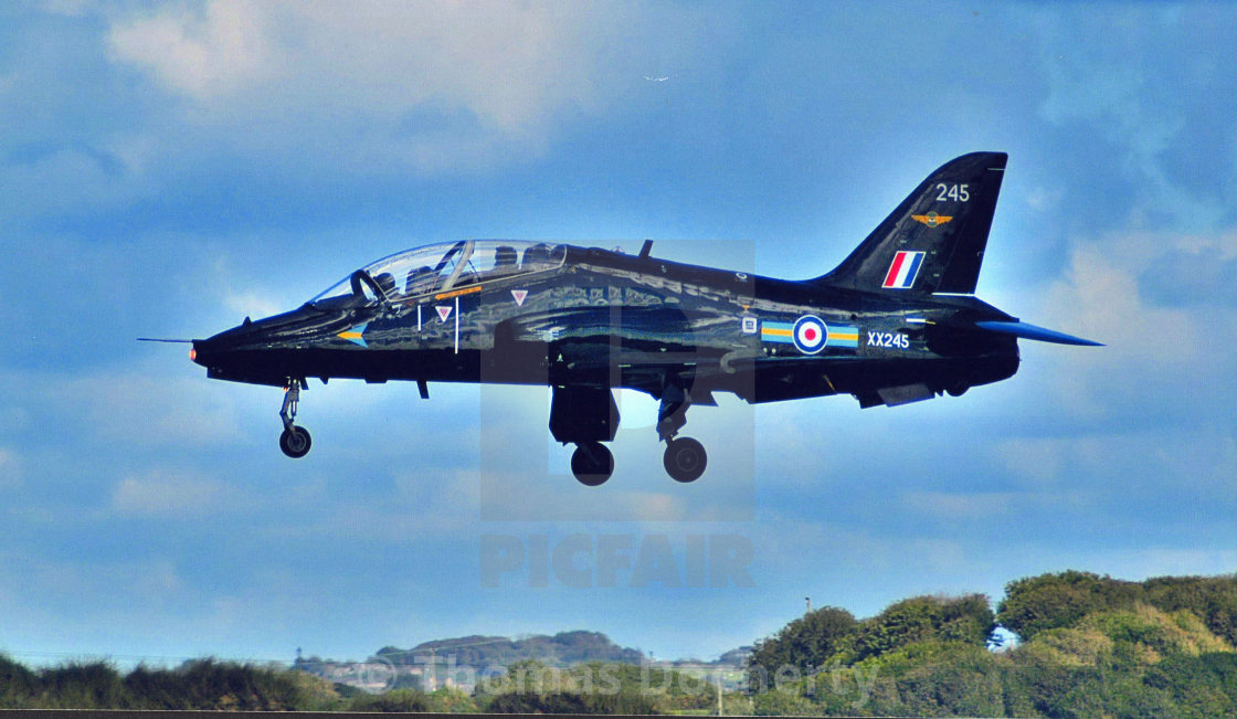 """BAE HAWK T1A"" stock image"